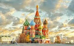 Culturele groepsreis Rusland.