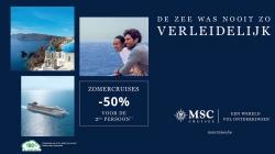 Promotie MSC Cruises