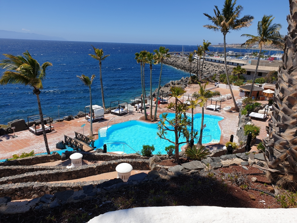 Jardin Tropical zwembad
