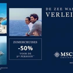 image: Promotie MSC Cruises